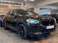BMW X4 xDrive20i Aut Drag Gps Värmare M-ratt Advantage 184hk