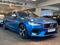 Volvo V90 D4 Aut R-Design VOC Gps 190hk