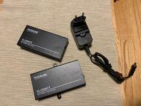 HDMI Extender Vivolink HDBaseT HDMI-förlängningsset