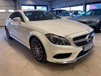 Mercedes-Benz CLS 350 4MATIC AMG Sport Euro 6 252hk