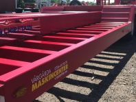 Chieftain Skogsmaskintrailer Stegdäck 16 ton