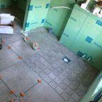 Tätskikt för badrum, tvättstuga eller VC