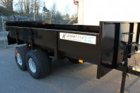 K-vagnen schaktvagn 11.0/spannmålsvagn