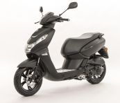 Peugeot Kisbee 4-takt Mad Black 2021 EURO5