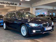 BMW 320 d Touring Aut Drag Panorama M-värmare Luxury Line 18