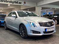 Cadillac ATS 2.0 AWD Aut Gps HUD Sv-såld M-värmare 276hk