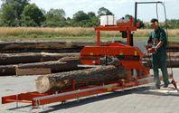 Wood-Mizer LT15 Sågverk Vårkampanj