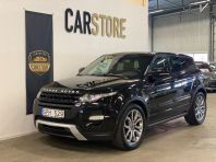Land Rover Range Rover Evoque 2.2 SD4 190hk 4WD Sport