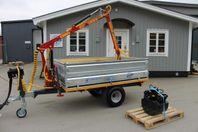 K-vagnen 2000 t3 kranvagn