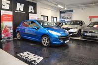 Peugeot 207 5-dörrar 1.6 VTi Automat Sport 120hk