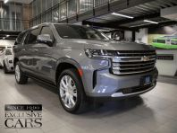 Chevrolet Suburban High Country 6.2L 420hk 7-sits