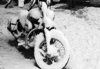 Honda Vinterförvaring
