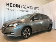 Nissan Leaf 62 kwh 3 499 kr/mån Privatleasing 24 månader 100