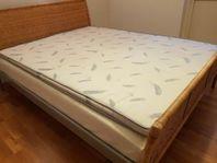 Säng 160 IKEA Sultan