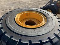 Nya Hjul Bridgestone 20,5 VJT Volvo L60 L70