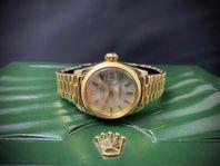Rolex Datejust Lady 6927 26mm 18K President