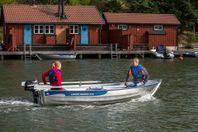 Linder 440 Fishing Mercury F4 ML 2019