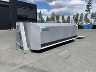 Hakarps - Vattentank på lastväxlarram