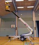 Skylift/Släpvagnslift uthyres i Sölvesborg