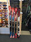 Begagnade Atomic skidor