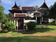 Stort hus på Cape Mae Phim med egen pool