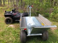Kombi / Viltvagn ATV LEJA komplett kampanjpaket
