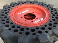 Nya massiva hjul till Bobcat, Kampanjpris