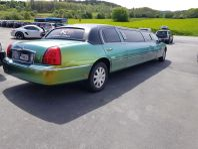 Lincoln Town Car LIMOUSINE 5D UNIK ENDA I SV