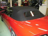 Canvas cab, tyg-cab, Camaro & Firebird 93-02