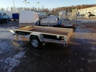 Nordic Car Trailer 80 km obromsad