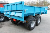 K-vagnen schaktvagn 11,0/dumpervagn