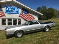 Ford Ranchero GT pick up