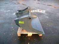 Planerskopa 300L med Grävfäste S45/S50