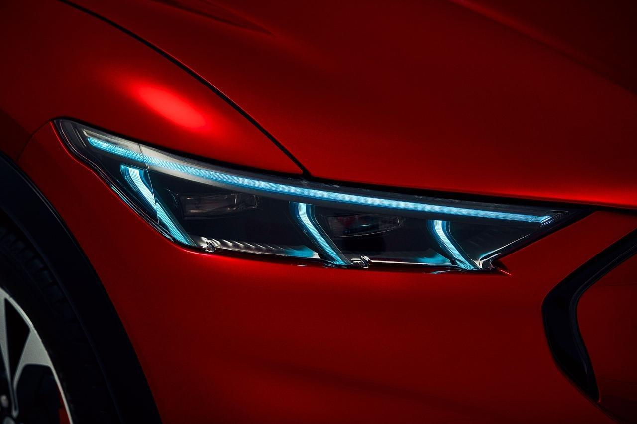 Ford Mustang Mach-E AWD Exten...