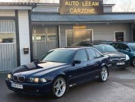 BMW 528 iA Automat 193hk,UNIK,Samlarexemplar