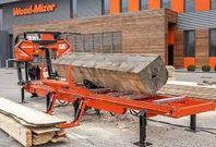 Wood-Mizer LX450 X-Frame sågverk Vårkampanj