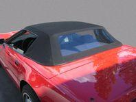 Canvas cab, tyg-cab, Corvette