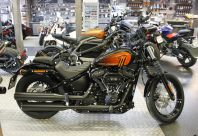 Harley-Davidson Street Bob 114 FXBBS