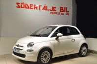 Fiat 500 Hybrid 1.0 BSG 70hk