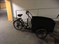 UTHYRES - Lådcykel Cargobike Classic Electric