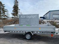 "Rydwan ""NYHET"" Släpvagn 350 x 200 CM 750KG o A750"