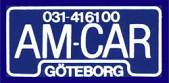 Am-Car Trading AB logotyp