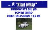 Sundqvist Bil AB logotyp