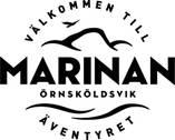 Övik marina & motor logotyp