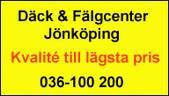 Däck & Fälgcenter i Jönköping logotyp