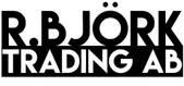 R. Björk Trading AB logotyp