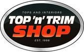 Top´n Trim Shop logotyp