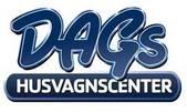 Dag´s Husvagnscenter AB logotyp