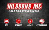 Nilssons MC Helsingborg logotyp