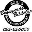 Borås Bildemontering AB logotyp